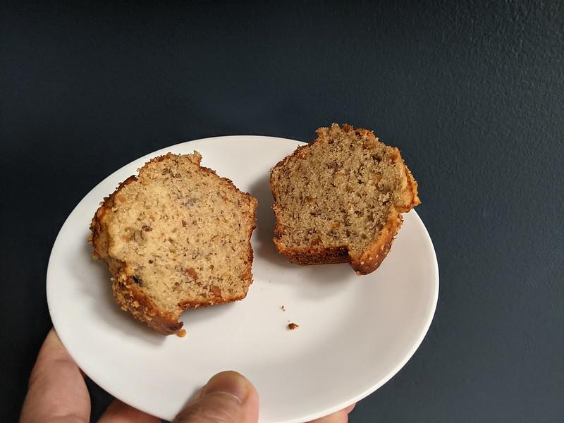 Peanut Butter–Banana Muffins