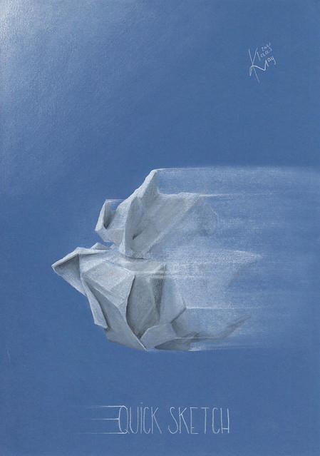 EDiM16: A crumpled piece of paper...