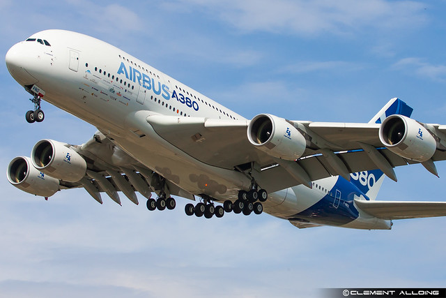 Airbus Industrie Airbus A380-861 cn 004 F-WWDD