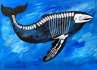 61 - Skeleton Whale