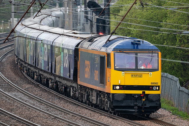 60002 Biomass Train