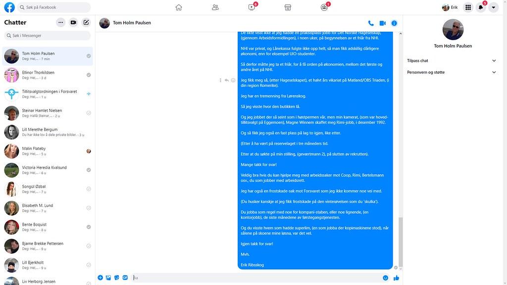 facebook paulsen 101