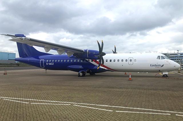 G-IACZ | ATR72-600 | Eastern Airways