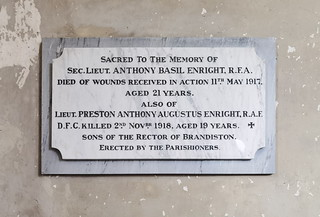 sons of the rector of Brandiston