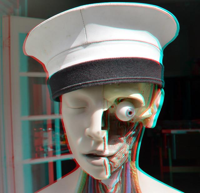 Model Medical Shop-window Dordrecht 3D
