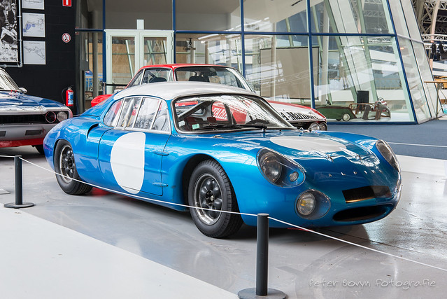 Alpine M63 - 1963