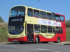 Brighton & Hove 465 BK13OAJ