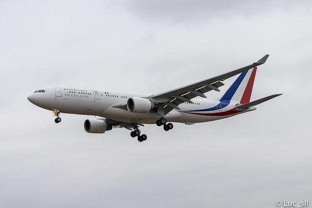 A330-222 République Française // F-RARF