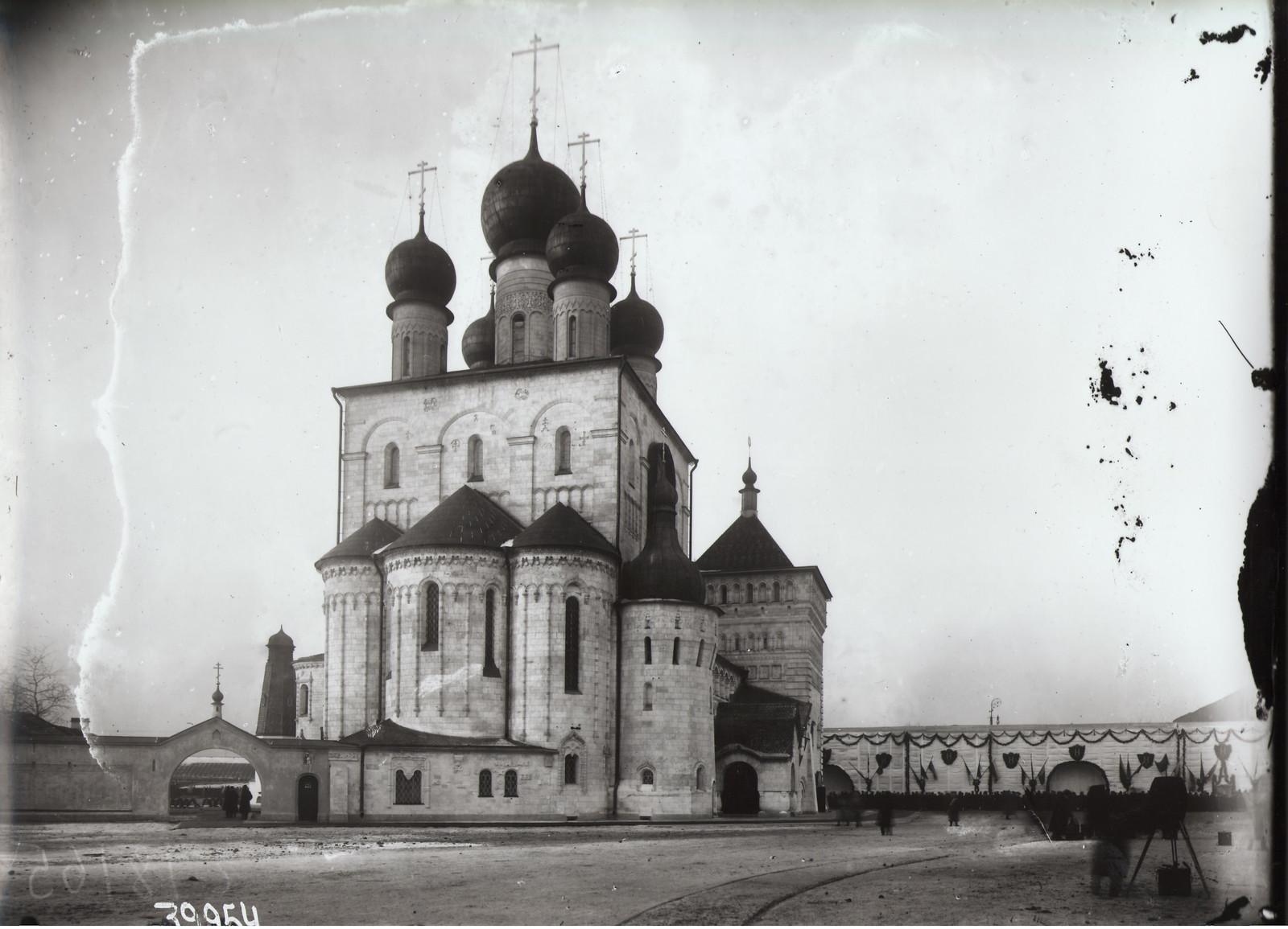 18. 1914. Вид с северо-востока