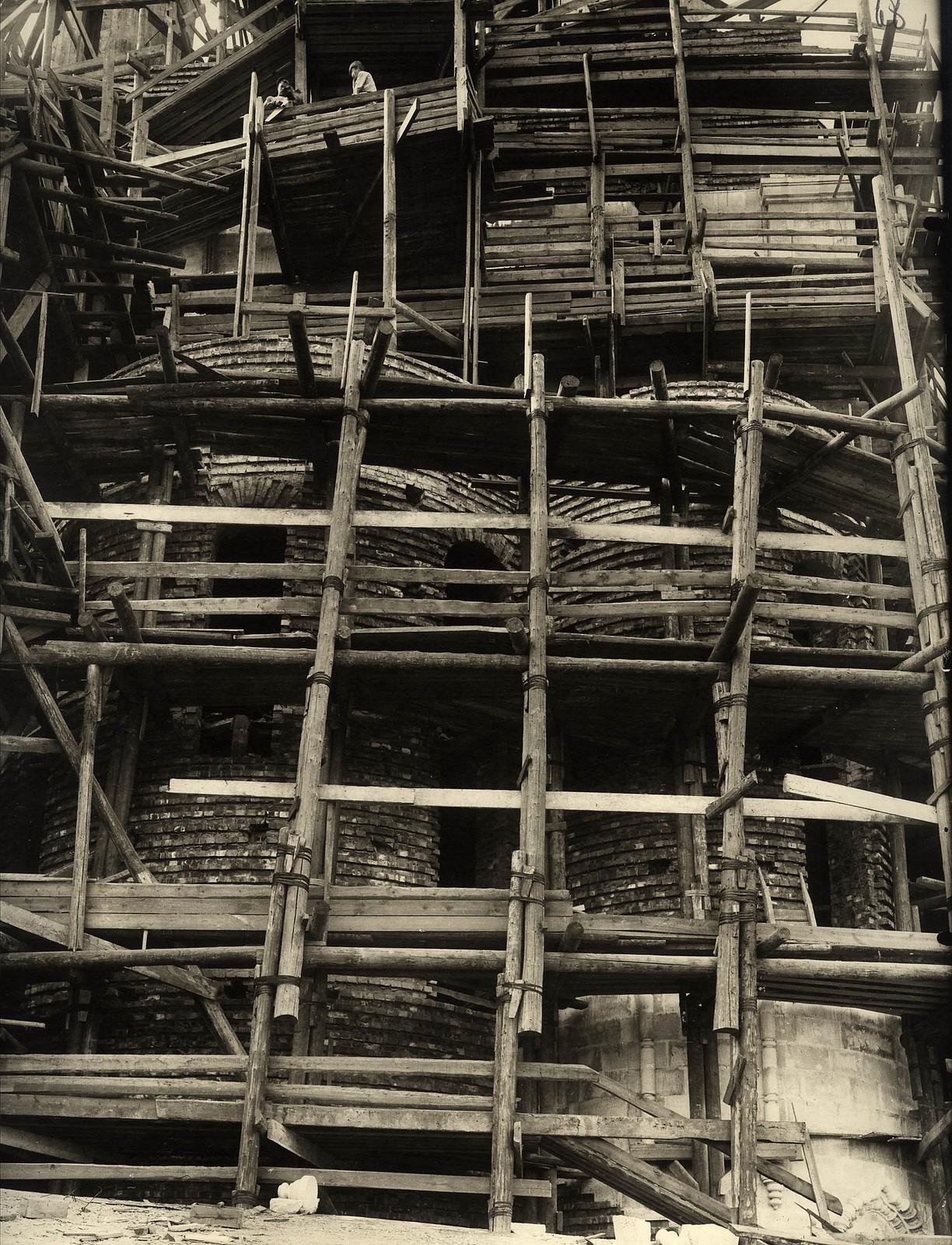 05. 1912. Строительство Феодоровского собора