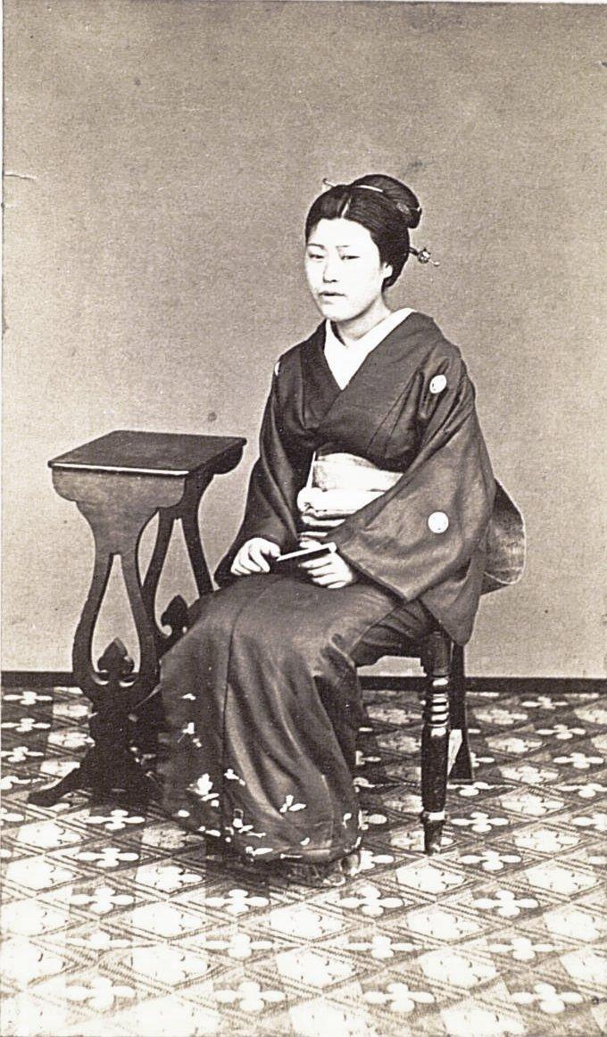 Портрет жены чиновника