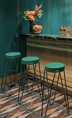 VyTA Covent Garden London @collidanielarchitetto Apelle JUMP stool by @beatrizsempere for @midjinitaly https://www.midj.com/products/collections/apelle