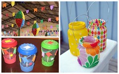 Junina Party Decoration Recyclable u2013 Beautiful Ideas to Save!