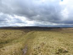 View from Haslingden Moor, Rossendale