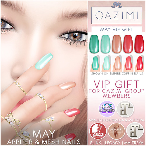May VIP Nails