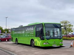 Oxford Bus Company CF55 OXF