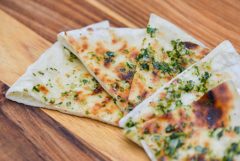 Garlic Herb Flatbread