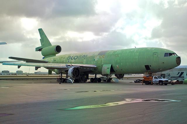 Global Air Cargo DC-10F