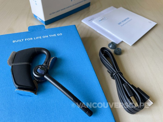 Blue Parrott M300-XT Headset-2