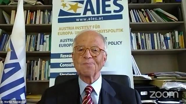 Austria-2021-04-29-Europe's Role in Korean Reunification Discussed