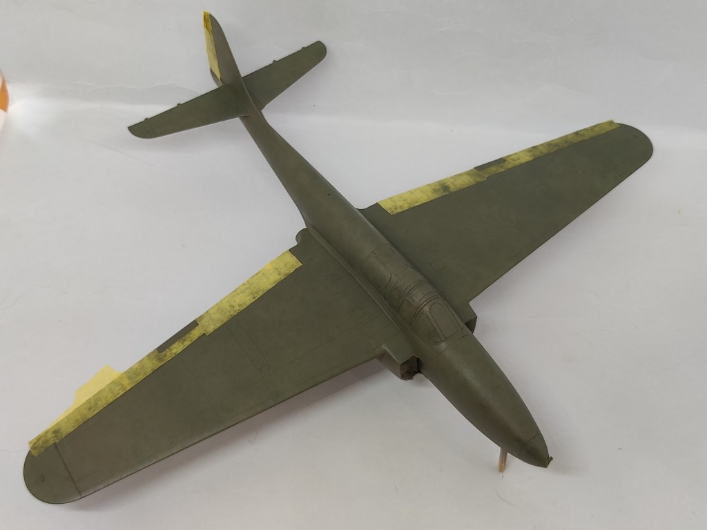 Bell YP-59 Airacomet (Hobbycraft 1:48) 51183811310_949ede1992_b