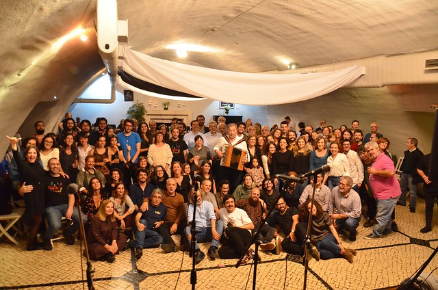 GEFAC - Group of Ethnography and Folklore of the Academy of Coimbra, PORTUGAL