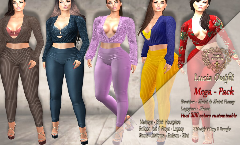 Nala Design – New Release – New Release – Lucia Outfit.
