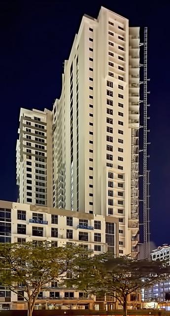 Eden Las Olas, 419 SE 2nd Street, Fort Lauderdale, Florida, USA / Built: 2021 / Architect: MSA Architects of Miami / Construction Firm: Coastal Construction / Floors: 32 / Building Usage: Residential Apartments