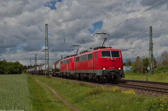 Bunte Bahnwelt
