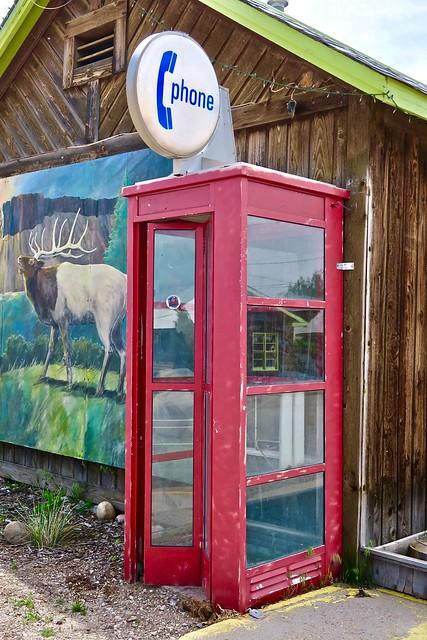 Phone Booth, Kremmling, CO