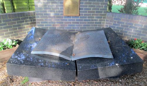 Polish Memorial, Bletchley Park