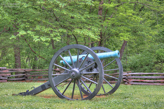 Fort Donelson National Battlefield - Dover, Tennessee
