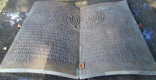 Bletchley Park, Polish Memorial