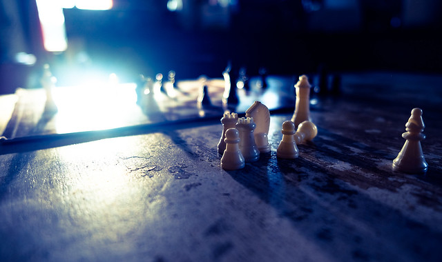 The Chess Chronicles - Move 6 - Deep Blue ♔