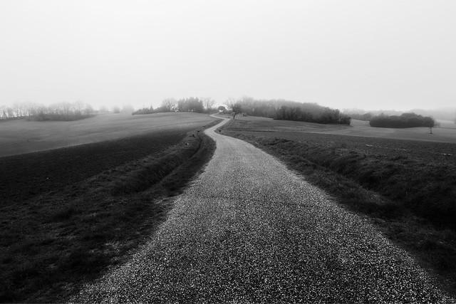 Le chemin est rarement tout droit