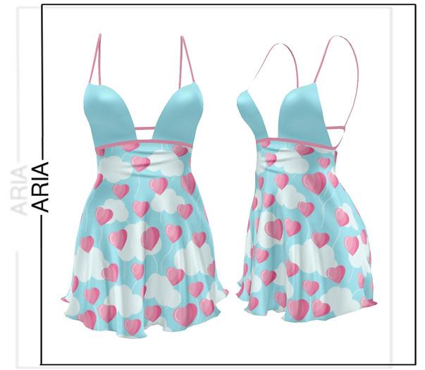 Loli Maitreya Petite Kawaii Dress (12)