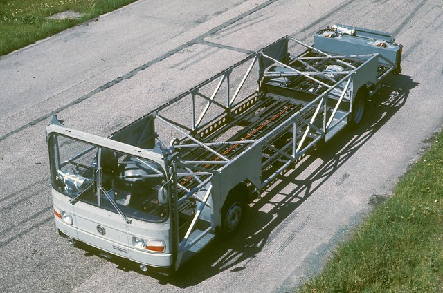 Searching for new markets prototype Leyland National C27 part one