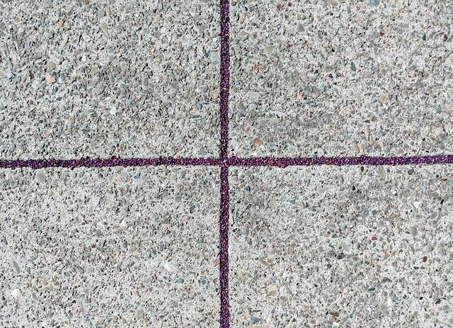purple axes