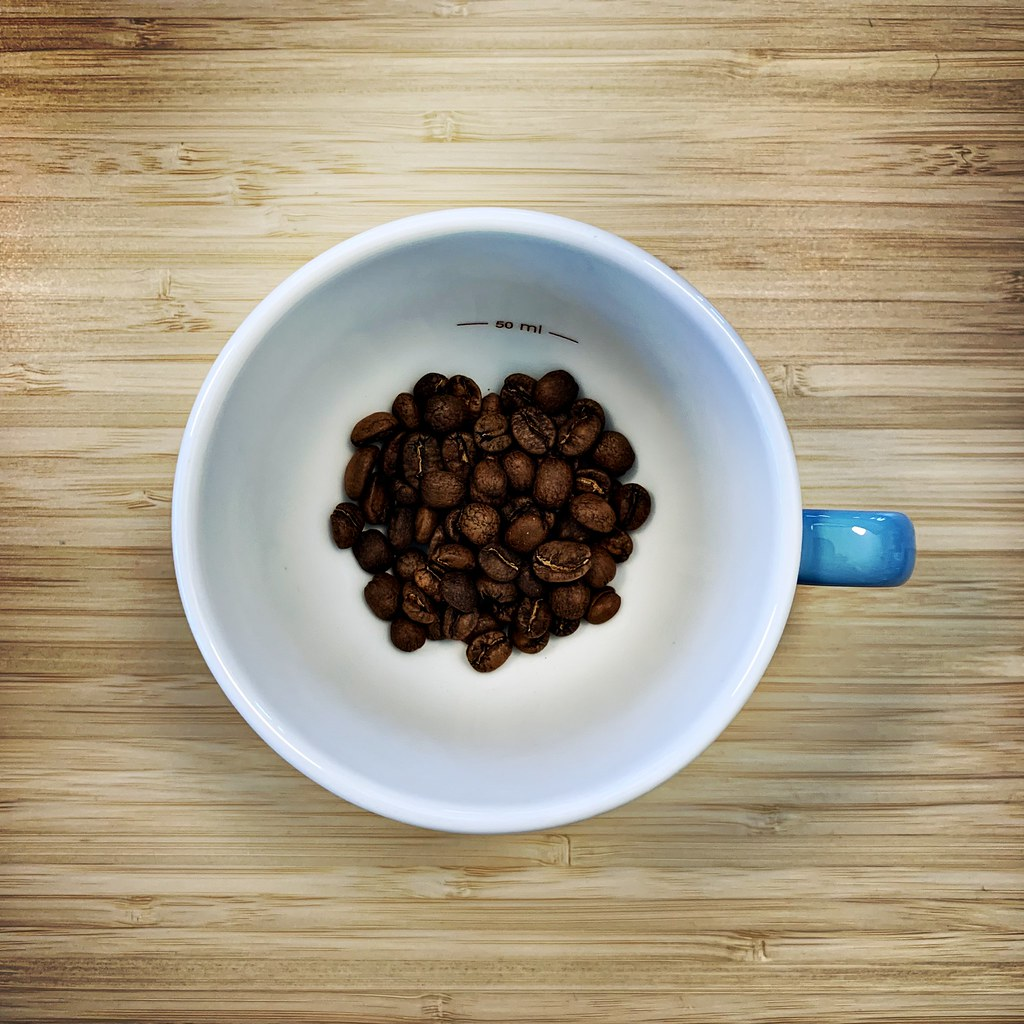 Coffee Chronicles 015 - The Beans