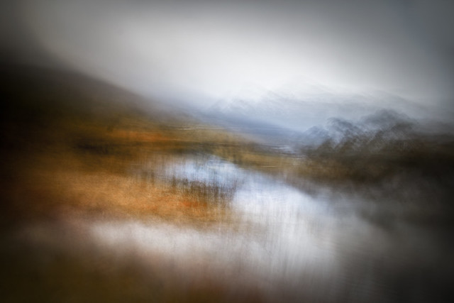 Late Autumn - Lake Crackenback