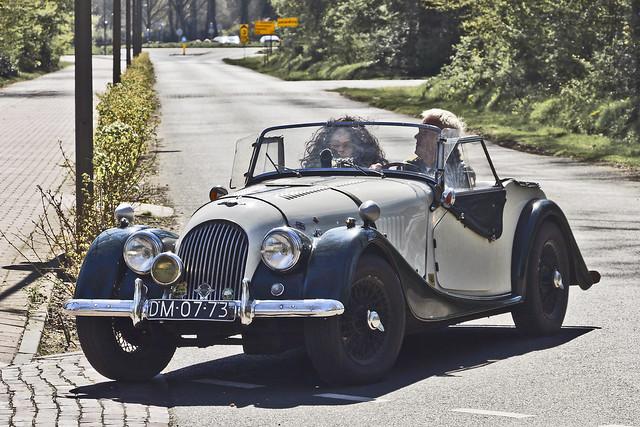 Morgan Plus 4 1962 (2359)