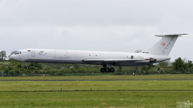 Rada Airlines 🇧🇾 Ilyushin Il-62MGr EW-450TR