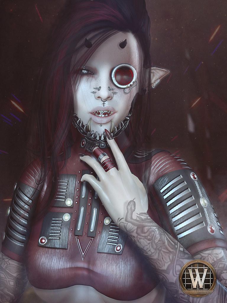 Wicca's Originals @ CyberPunk Fair // May 2021