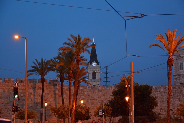 Jerusalem / / Saint Saviour Church