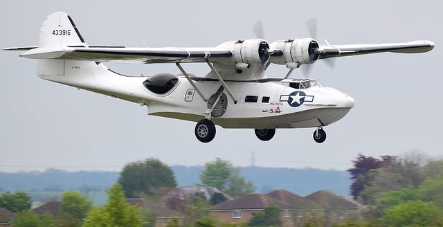 Consolidated PBV-1A Catalina 433915 G-PBYA Miss Pickup