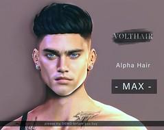 MAX Hair @ man cave