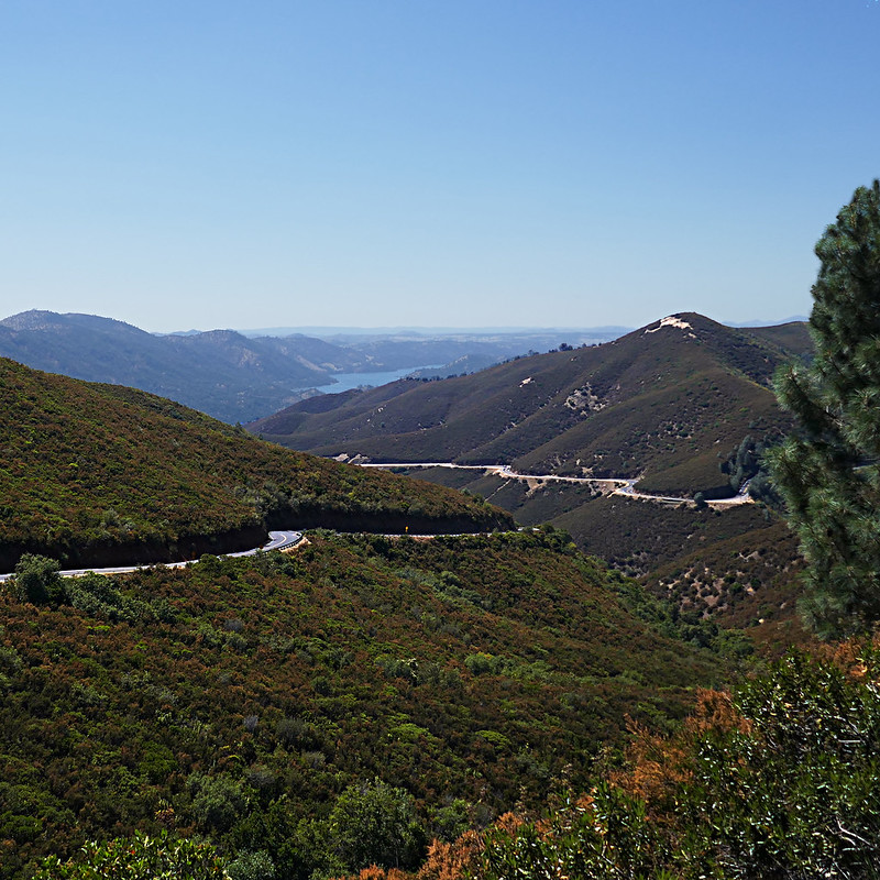 Priest Grade Roads, California, USA
