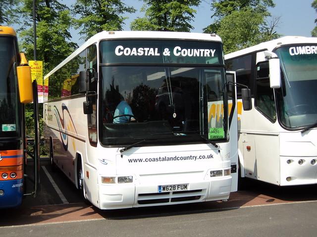 Coastal & Country of Whitby W628FUM