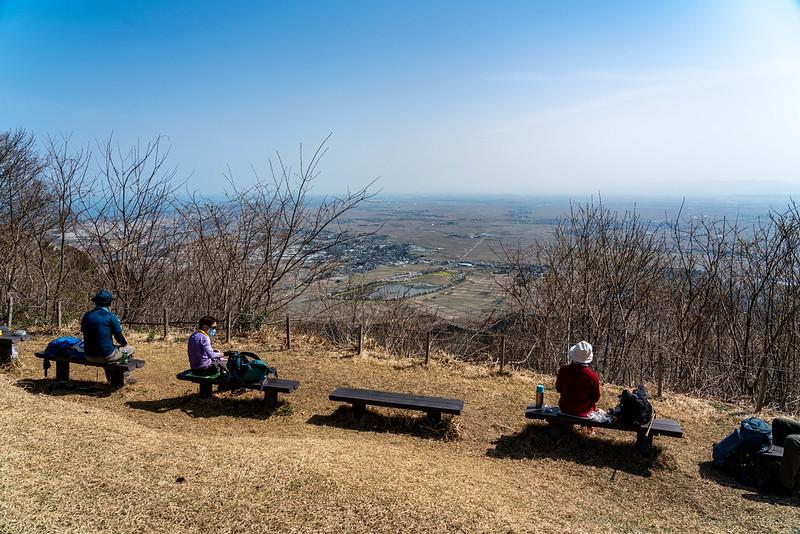 角田山からの展望