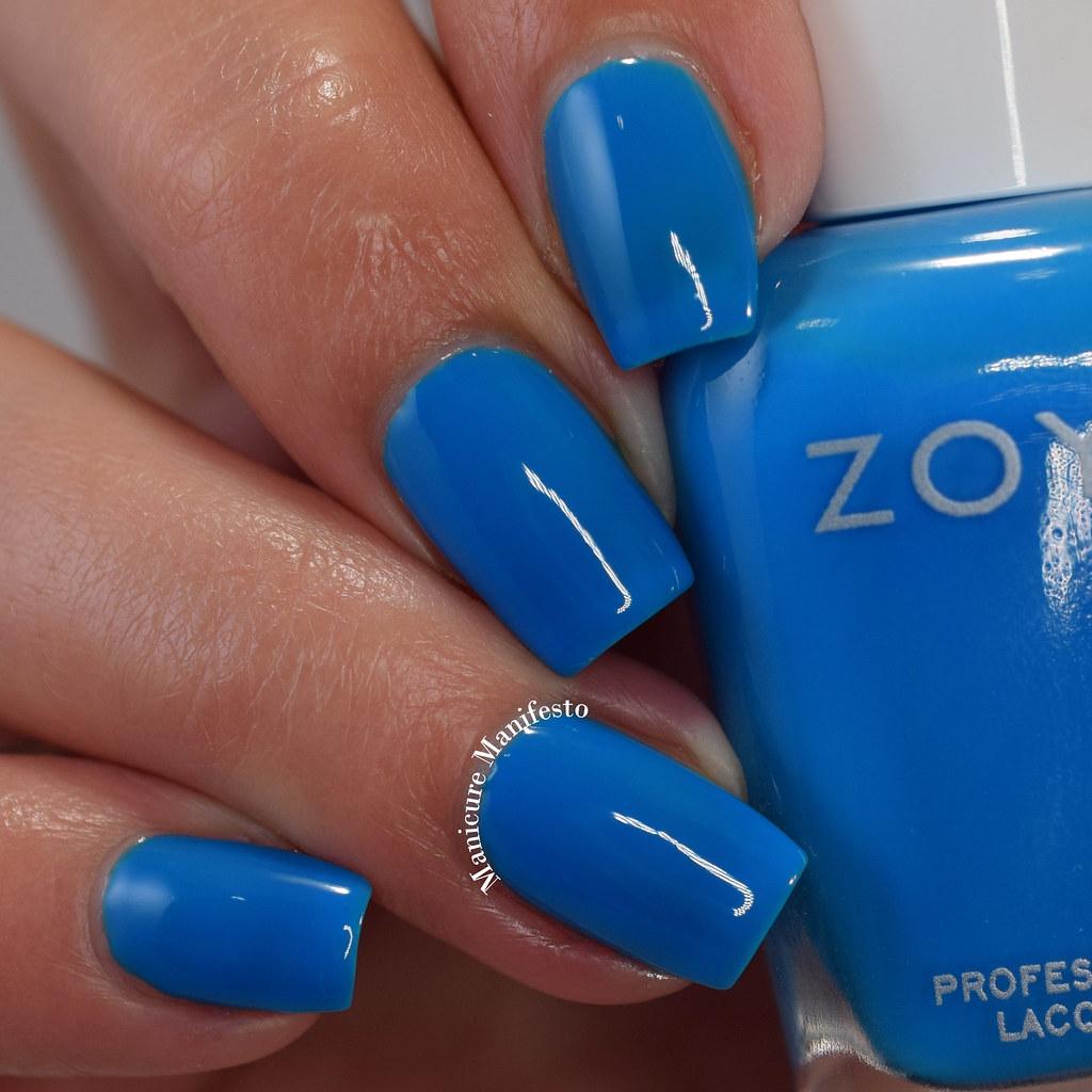 Zoya Echo swatch